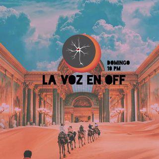 La Voz en Off ft. Kedusha
