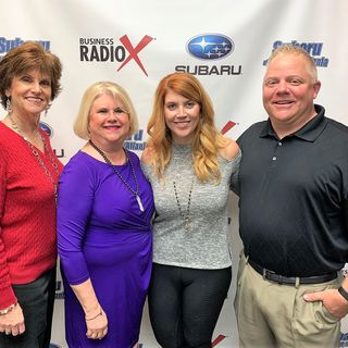 MARKETING MATTERS WITH RYAN SAUERS: Brooke McLaughlin and Julia Butler with Taylor Brooks Hair Salon