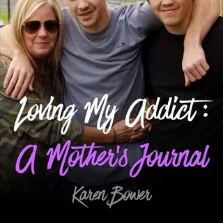 Karen Bower author of My Loving Addict-A Mother's Journal is my very special guest on The Mike Wagner Show!