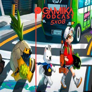 Gamika Podcast 5x08: Agüequenin el ala