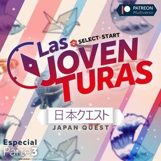 Las Joventuras SP01: Japan Quest 3