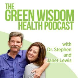 All About Anxiety  | The Green Wisdom Health Podcast with Dr. Stephen and Janet Lewis