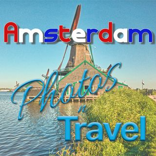Amsterdam and Surrounding Area - March, 2021