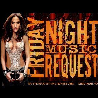 "Friday Night Music Request ""Ladies Night"""