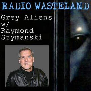 UFOs and Wright Patterson Air Force Base with Raymond Szymanski