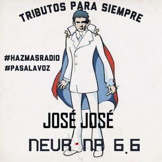 Especial: José José, tributos para Siempre