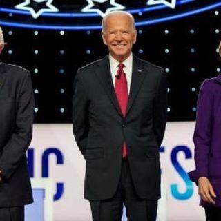 Unleashed Jeremy Hanson  Bernie Biden Warren who wins??