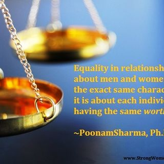 M.A.Y.A. Episode #21 Understanding Equality & Equity and how they impact your relationships