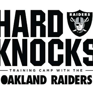 It's Official The #Raiders Will Be On Hard Knocks!!