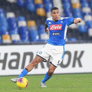 Il Napoli sconfitto in casa dalla Fiorentina, classifica a rischio