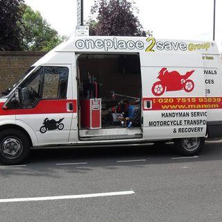 Man with Van Central London | Hire Removal Van London | Moving Van London
