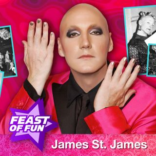 James St. James' Freak Show: When High School is a Drag