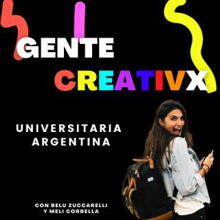 Episodio 5 - @universitariargentina Universidades, intercambios y creación de contenido 🌎✈️📚