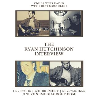 The Ryan Hutchinson Interview