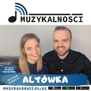 22: To brzmienie stało się dla mnie motorem do pracy – NCG – altówka – Oliwia Kędziora