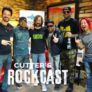 Rockcast 138 - Messer Live