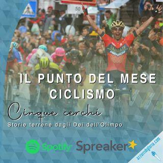 31/5/2020 - Ciclismo: il punto della situazione sulla ripresa delle attività