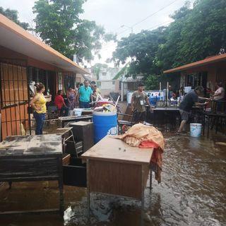 Saldo blanco en Sinaloa tras las lluvias