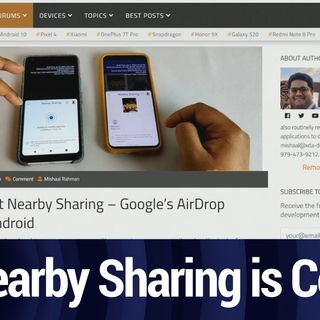 Nearby Sharing is Coming to Android | TWiT Bits