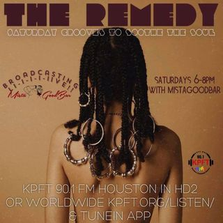 The Remedy Ep 206 May 22nd, 2021