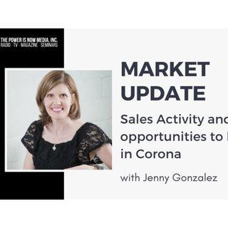Market Update with Jenny Gonzalez
