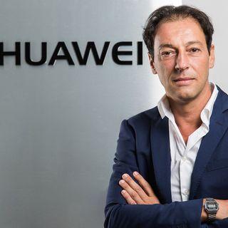 #46 Huawei Italia e il ban USA: le parole ufficiali di Piergiorgio Furcas, non è cambiato nulla