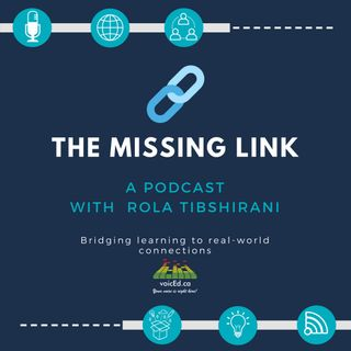 The Missing Link with Rola Tibshirani