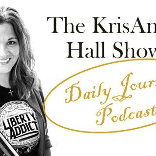 KrisAnne Hall Show: Daily Journal- Thankful For Gorsuch