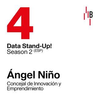 Angel Niño · Concejal de Innovación en el Ayuntamiento de Madrid // Bedrock @ LAPIPA_Studios