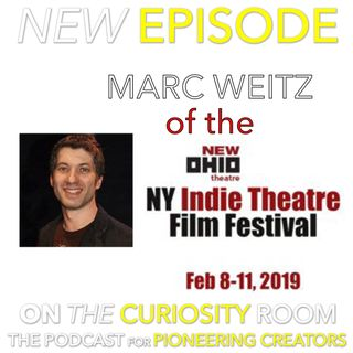 Marc Weitz of the New York Indie Theatre Film Festival