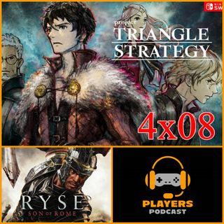 "Players Podcast 4x08. 🕹Los ""Jueguicos"" del N-Direct que nos molaron, Demo Project Triangle Square Enix y muchas Noticias 👇"