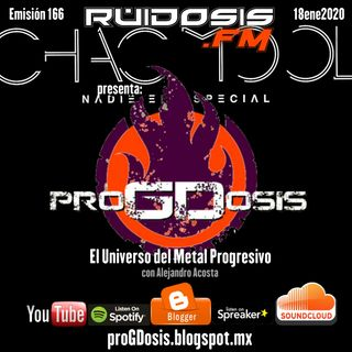 proGDosis 166 - 18ene2020 - Chac Mool