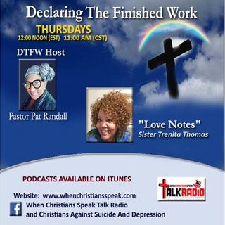 "DTFW PRESENTS: ""LOVE NOTES"" BY TRENITA THOMAS (FNJ REPLAY)"