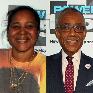 Eric Garner Family And Reverend Al Sharpton Interview