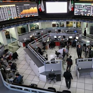 Bolsa Mexicana de Valores cierra este martes con pérdidas de más de 3%