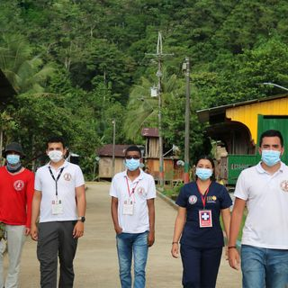 Los ángeles del Baudó: un ejército de voluntarios que lleva bienestar y salud a las poblaciones olvidadas del Pacífico