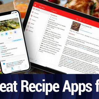 Great iOS Recipe Apps To Make Cooking Easier | TWiT Bits