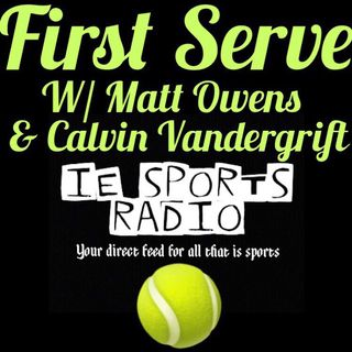 First Serve- Episode 2: Cincinnati Open, Winston-Salem Open, & US Open