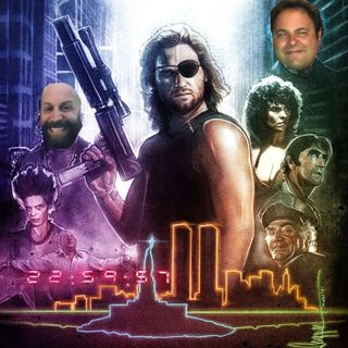 Escape From Covid-19: The Snake Plissken Doublogy