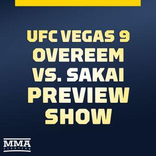 UFC Vegas 9 Preview Show