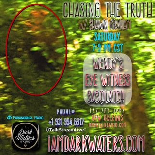 Chasing The Truth W/ Shawn Graham Talking Bigfoot With Wendy W