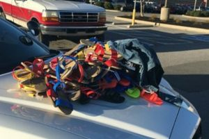 27: A bite-size story from #LTT- Listen To This Top 5 - Woman steals $800 worth of flip flops! That's right...flip flops!