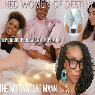 Determined Women of Destiny: She Who Wears The Crown