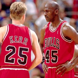 Ep. 79: Steve Kerr and the Last Dance