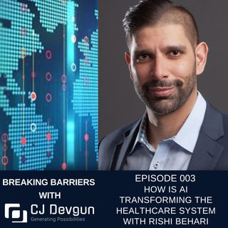 EP003 How is AI transforming the Healthcare system