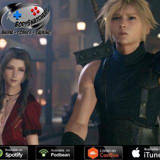 Final Fantasy VII Remake Trailer Discussion