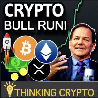 BITCOIN PUMP to $67K & Altcoins Pump Soon - Paul Tudor Jones Wants Bitcoin Not Gold