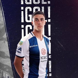 Gol de Talleres: Joel Soñora 2-2
