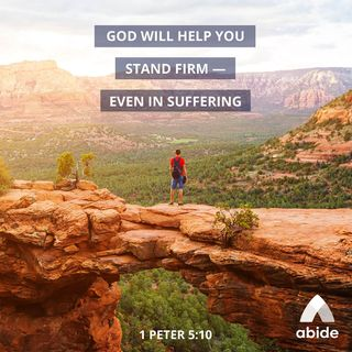 Standing Firm in Suffering