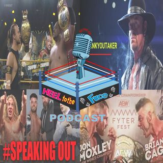 With Covid-19 cases in WWE and #SpeakingOut should Pro Wrestling take off the month of July